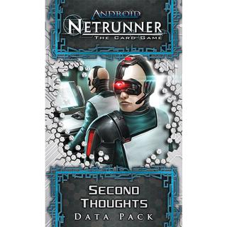 Fantasy Flight Games Android: Netrunner Second Thoughts