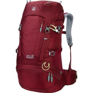 Jack Wolfskin Acs Hike 30 Pack Women's Backpack - Red