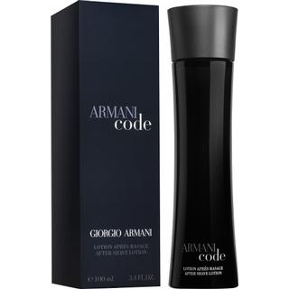 Giorgio Armani Code After Shave Lotion 100ml