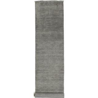 RugVista CVD14013 Handloom Fringes (80x500cm) Grå