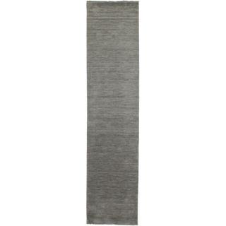 RugVista Handloom Fringes (80x350cm) Grå