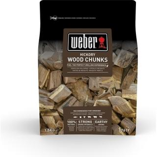 Weber Hickory Wood Chunks 17619