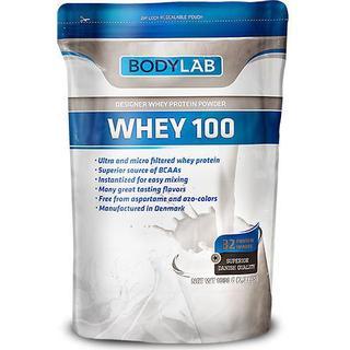 Bodylab Whey 100 White Chocolate Raspberry 1kg