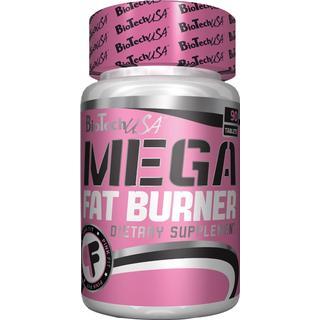 BioTechUSA Mega Fat Burner 90 st