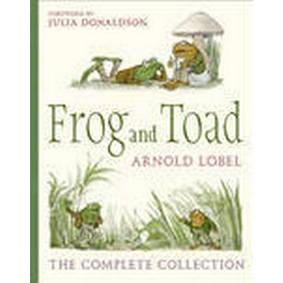 Frog and toad - the complete collection (Inbunden, 2016)