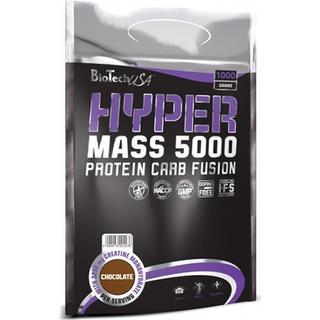 BioTechUSA Hyper Mass 5000 Caramel-Cappuccino 1kg