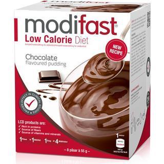Modifast LCD Chocolate Pudding 55g 8 st