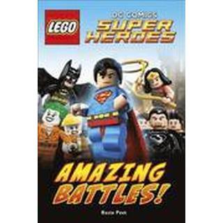 LEGO Dc Comics Super Heroes: Amazing Battles (Inbunden, 2015)