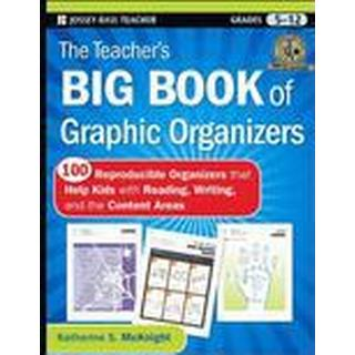 The Teacher's Big Book of Graphic Organizers (Häftad, 2010)