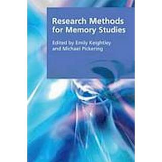 Research Methods for Memory Studies (Häftad, 2013)