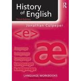 History of English (Häftad, 2015)