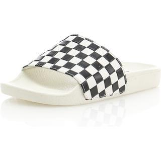 Vans Slide-On - Checkered Black & White