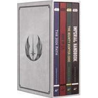 Star Wars(r) Secrets of the Galaxy Deluxe Box Set (Inbunden, 2016)