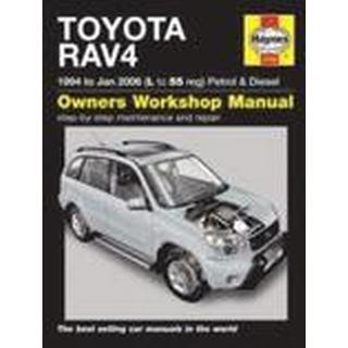 Toyota RAV4 Petrol &; Diesel Service and Repair Manual (Häftad, 2015)