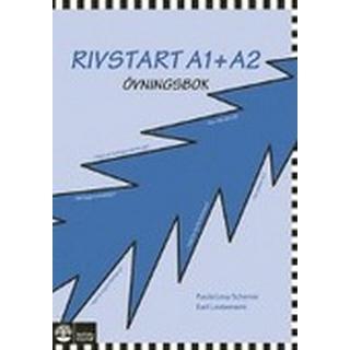 Rivstart. Övningsbok A1-A2 (Häftad, 2012)