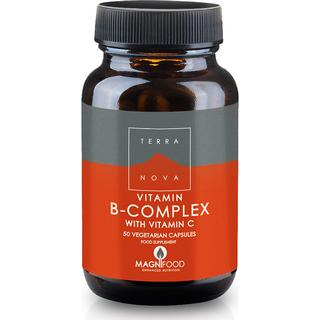 Terra Nova B-Complex with Vitamin C 50 st