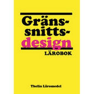 Gränssnittsdesign - Lärobok (, 2015)