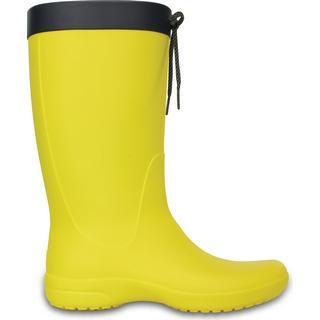 Crocs Freesail Rain W - Lemon
