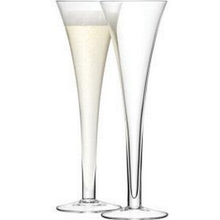 LSA International Bar Hollow Stem Champagneglas 20 cl 2 st