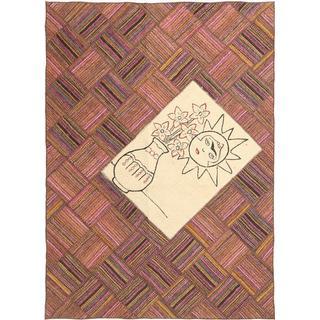 CarpetVista XVZZM70 Kelim Patchwork (140x200cm)