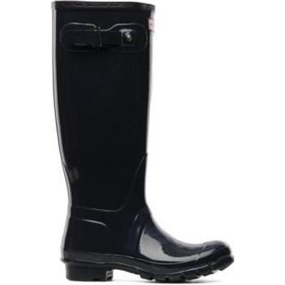 Hunter Original Tall Gloss Navy