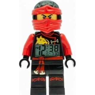 Lego Ninjago Sky Pirates Kai Minifigure Alarm Clock