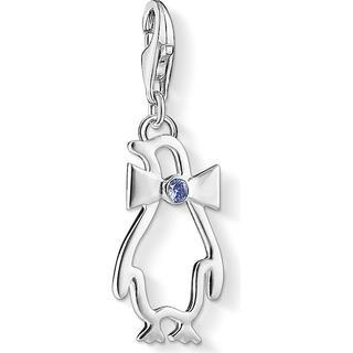 Thomas Sabo Charm Club Penguin Charm - Silver
