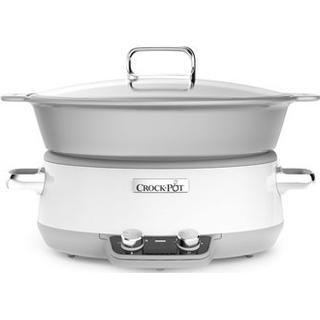 Crock Pot Programmable Slow Cooker 6L