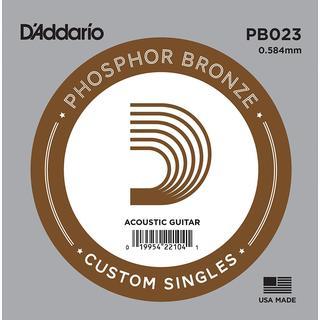D'Addario PB023