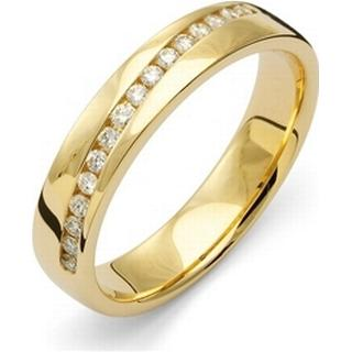 Flemming Uziel Signo Gold Ring (B082)