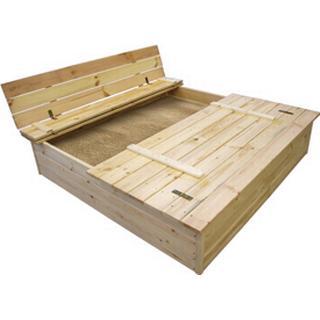 Jabo Sandlåda med bänk 140 X 140 3302