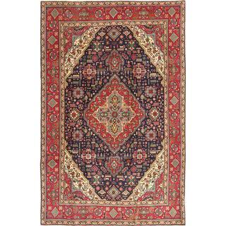 CarpetVista MRA785 Tabriz Patina Persisk (200x312cm)