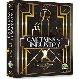 Tasty Minstrel Games Captains of Industry