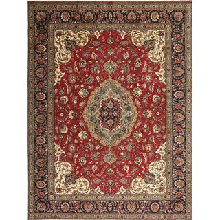 CarpetVista MRA774 Tabriz Patina Orientalisk (293x387cm)