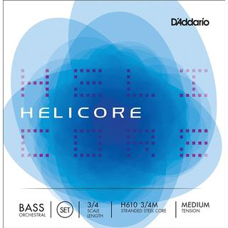 D'Addario H610 3/4M
