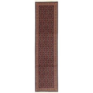 CarpetVista TTF141 Tabriz 50 Raj med silke Persisk (75x300cm)