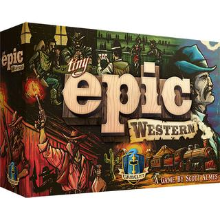 Gamelyngames Tiny Epic Western