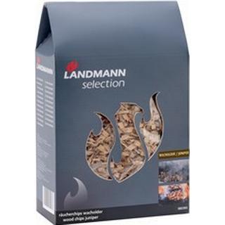 Landmann Juniper Wood Chips 2 Litre Bag