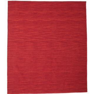 RugVista CVD14642 Kelim Loom (250x300cm) Röd