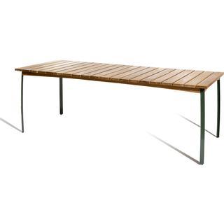 Skargaarden Kerteminde 200x80cm Trädgårdsmatbord
