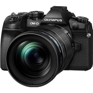 Olympus OM-D E-M1 Mark II + ED 12‑100mm F4 IS Pro