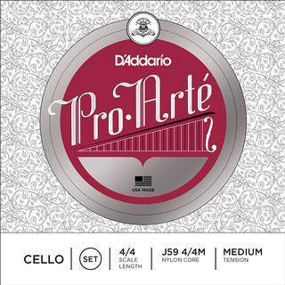 D'Addario J59 4/4M