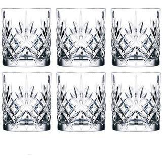 Lyngby Melodia Whiskeyglas 31 cl 6 st