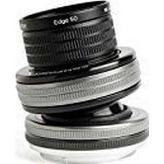 Lensbaby Composer Pro II with Edge 50mm f/3.2 for Pentax K