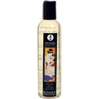 Shunga Erotic Massage Oil Romance Strawberry Wine 250ml
