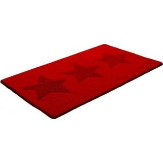 Etol Matta Star (70x120cm) Röd