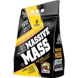 Swedish Supplements Massive Mass Mint Chocolate 3.5kg