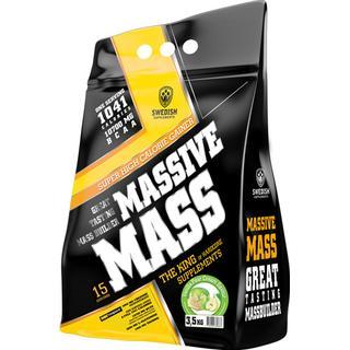 Swedish Supplements Massive Mass Vanilla Pear 3.5kg