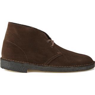 Clarks Originals Desert Boots M - Brown Suede