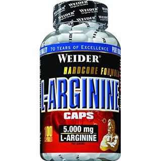 Weider L-Arginine Caps 100 st
